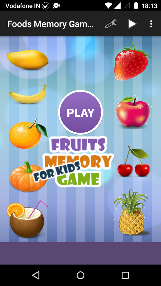 food games for kids